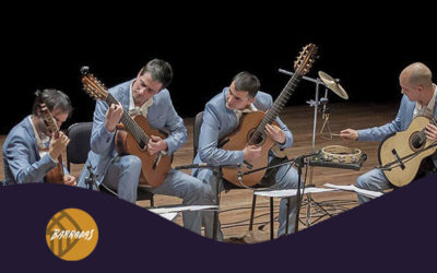 Sunday, October 21, 7:00 p.m. | IN CRESCENDO – A-cordes de guitarra | Auditori Barradas – HOSPITALET DE LLOBREGAT