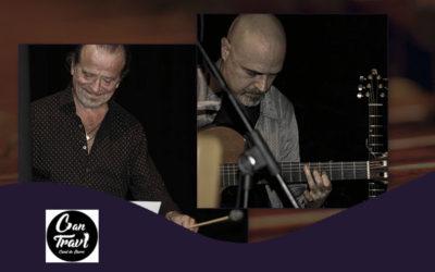 Dijous, 25 octubre, 20.00h | VIDAL-PEREIRA – Singulars amb guitarra | Saló d'Art Miquel Llobet Casal Can Travi – BARCELONA