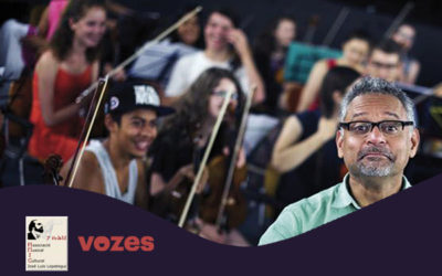 Saturday, October 27, 7:00 p.m. | VOZES + Lopategui Children's Contest Winners | Casa de l'Aigua – BARCELONA