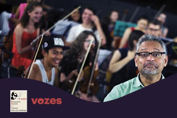Sábado, 27 octubre, 19:00h | VOZES + Ganadores Concurso Infantil Lopategui | Casa de l'Aigua – BARCELONA