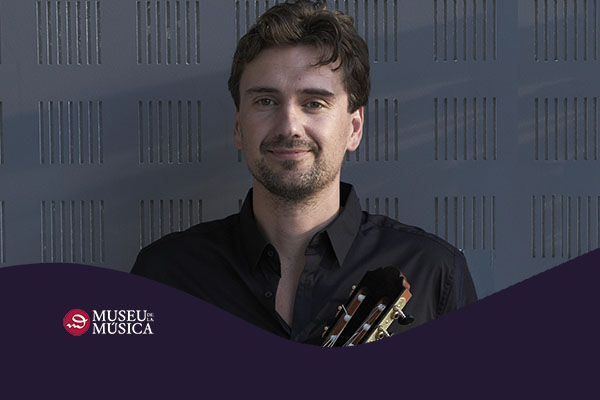 Sunday, October 28, 12:00 a.m. | FREDERIK MUNK – The museum's guitars | Museu de la Música – BARCELONA