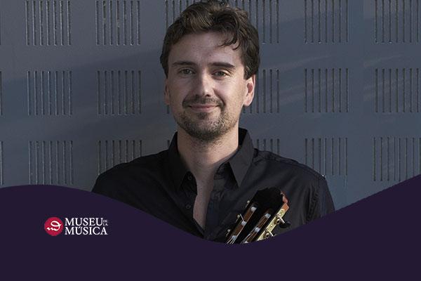 Domingo, 28 octubre, 12:00h | FREDERIK MUNK – Las guitarras del Museo | Museu de la Música – BARCELONA