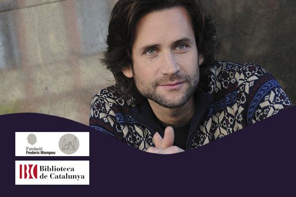 Monday, October, 29 8:30 p.m. | SALVADOR ROCA & BERNAT PADROSA – Mompou Tribute | Biblioteca de Catalunya – BARCELONA