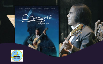 Saturday, November 10, 11:30 a.m. | MANGORÉ, POR AMOR DEL ARTE – Cinema & Guitar | Center Cívic Matas i Ramis – BARCELONA