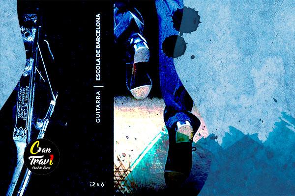 Thursday, October 24, 19:30h   12×6 GUITARRA LA ESCUELA DE BARCELONA – Fernando Alonso Tribute   Miquel Llobet Art Hall Casal Can Travi – BARCELONA