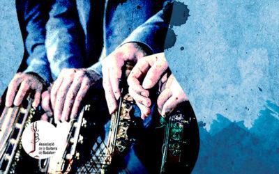 Saturday, November 2, 20:15h | IN CRESCENDO Guitar quartet – Badalona Autumn Concert | Església Mare de Déu del Carme – BADALONA