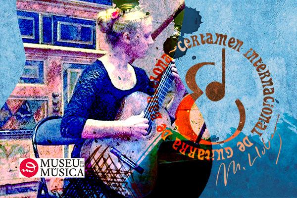 Friday, November 8, 10:00h | SEMIFINAL – Certamen Llobet 2019 | Museu de la Música – BARCELONA