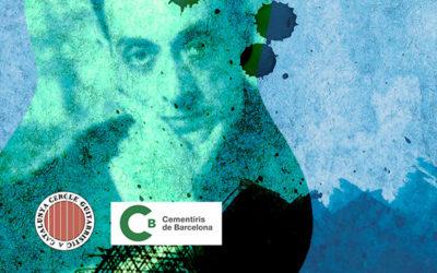 Diumenge, 10 novembre, 12:00h | HOMENATGE A MIQUEL LLOBET |Cementiri de Poblenou – BARCELONA