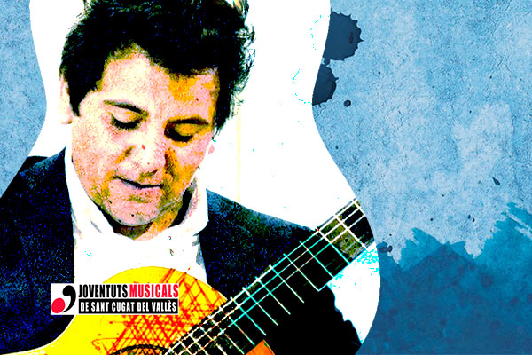 Sunday, June 16, 19:00h | ALEXIS VALLEJOS – Give yourself a concert cycle | Escola Conservatori Victòria dels Àngels – SANT CUGAT DEL VALLÈS