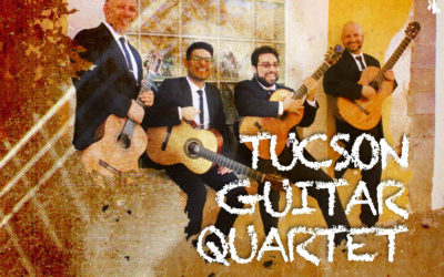 Monday, October 19, 8:00 p.m. | TUCSON GUITAR SOCIETY | Tucson Guitar Quartet (USA) | José Luis Puerta, Michael Nigro, George Ramírez and Alfredo Vázquez