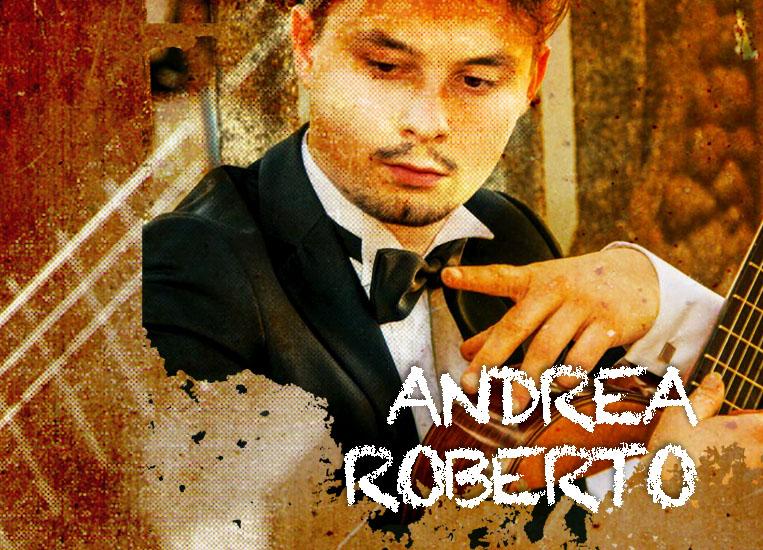 Miércoles, 21 de octubre, 20:00h | THE UNIVERSITY OF ARIZONA – BOLTON GUITAR STUDIES | Andrea Roberto (Italia)