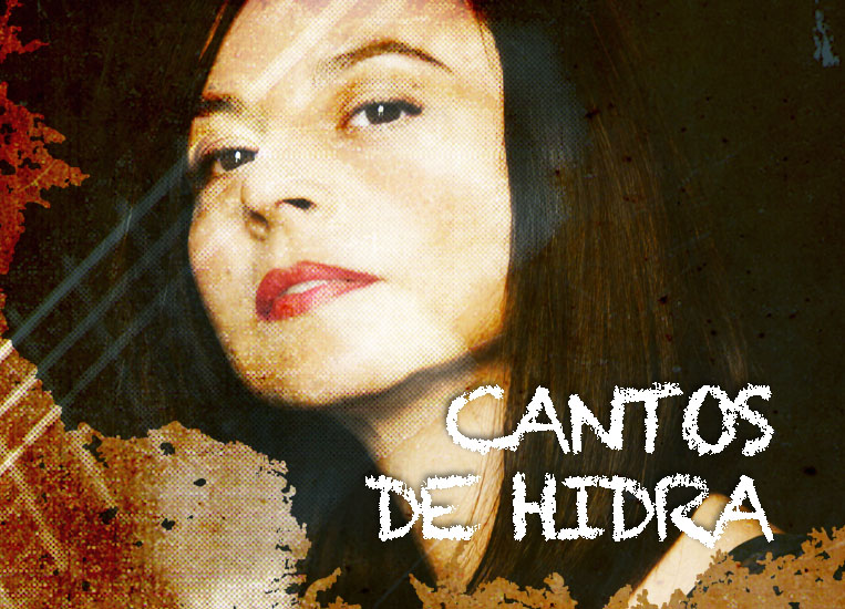 Friday, October 23, 7:00 p.m. | CANTOS DE HIDRA | Clara Sallago (voice) & Bartolomeo Barenghi (guitar)
