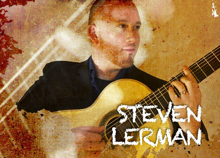 Thursday, October 29, 8:00 p.m. | THE UNIVERSITY OF ARIZONA – BOLTON GUITAR STUDIES | Steven Lerman (USA)