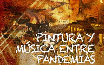 Sábado, 31 d'octubre, 20.00h | PINTURA Y MÚSICA ENTRE PANDEMIAS | Ernest Martínez (guitarra)