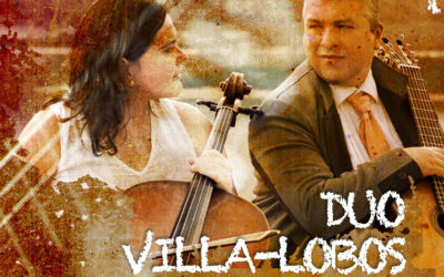 Dilluns, 2 de novembre, 20.00h | THE UNIVERSITY OF ARIZONA – BOLTON GUITAR STUDIES | Duo Villa-Lobos (Veneçuela/Colòmbia)