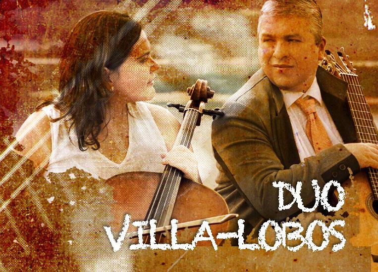 Lunes, 2 de noviembre, 20:00h | THE UNIVERSITY OF ARIZONA – BOLTON GUITAR STUDIES | Duo Villa-Lobos (Venezuela/Colombia)