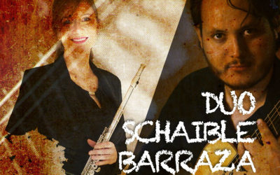 Dimecres, 4 de novembre, 20.00h | THE UNIVERSITY OF ARIZONA – BOLTON GUITAR STUDIES | Duo Schaible-Barraza (USA/Mèxic)