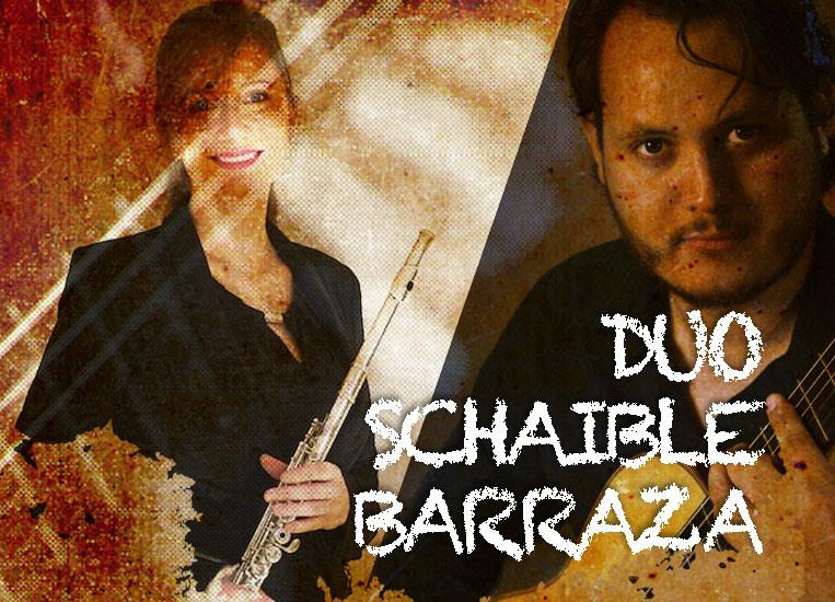 Miércoles, 4 de noviembre, 20:00h | THE UNIVERSITY OF ARIZONA – BOLTON GUITAR STUDIES | Duo Schaible-Barraza (USA/México)