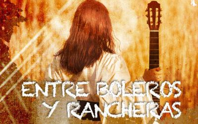 Divendres, 6 de novembre, 19.00h | ENTRE BOLEROS Y RANCHERAS | Georgina Rubio (veu), Joaquín Peláez (violí) & Juan Ramón Arceo (guitarra)