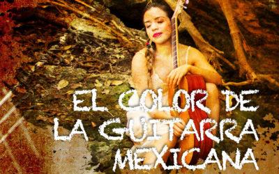 Dissabte, 7 de novembre, 20.00h | EL COLOR DE LA GUITARRA MEXICANA | Mariana Gómez (guitarra)