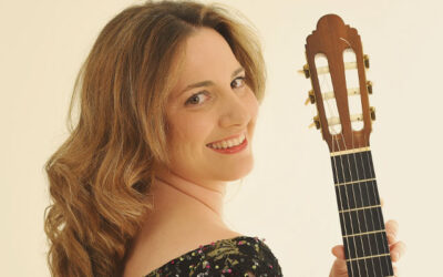 Jueves, 4 de noviembre, 20:00h   Conservatori Municipal de Música de Barcelona   HOMENAJE A MARIA LUISA ANIDO, LA GRAN DAMA DE LA GUITARRA   Carmen Becerra (guitarra)