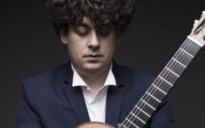 Sábado, 6 de noviembre, 18:30h   Salón de Arte Miquel Llobet – Casal Can Travi   LA GUITARRA DE LORCA   Samuel Diz (guitarra)