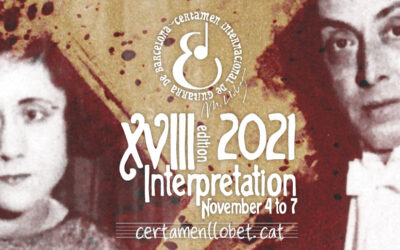 The Llobet Interpretation Contest comes of age with a tribute to the Great Lady of the Guitar