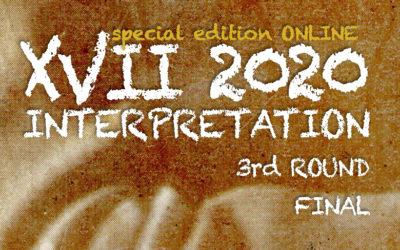 November 1 to 8   CERTAMEN LLOBET 2020   Final