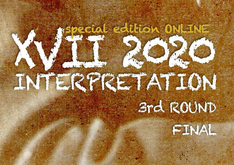 November 1 to 8 | CERTAMEN LLOBET 2020 | Final