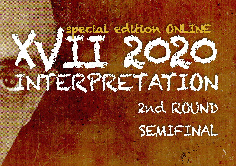 October 18 to 26 | CERTAMEN LLOBET 2020 | Semifinal