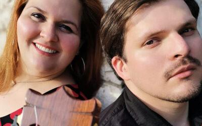 Sábado, 29 de mayo, 12h | CUENTOS Y MÚSICA LATINOAMERICANA | Duo Serendipia – Sara Beatriz García (soprano) & Sebastián Villanueva (guitarra)