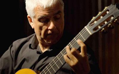 Dissabte, 25 de setembre, 12h | AMERICANA | Josep Manzano (guitarra)