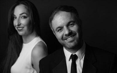 Sábado, 24 de abril, 12h | A MATILDE SALVADOR | Jovičić-Scevola duo – Milica Jovičić (soprano) & Gian Carlo Scevola (guitarra)
