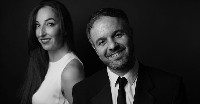 Dissabte, 24 d'abril, 12h | A MATILDE SALVADOR | Jovičić-Scevola duo – Milica Jovičić (soprano) & Gian Carlo Scevola (guitarra)