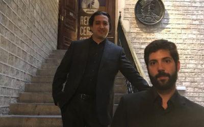 Saturday, January 30, 12h   ANDRÉS SEGOVIA TRIBUTE   Pianoforte duo – Juan R. Arceo (guitar) & Carlos Picón (piano)