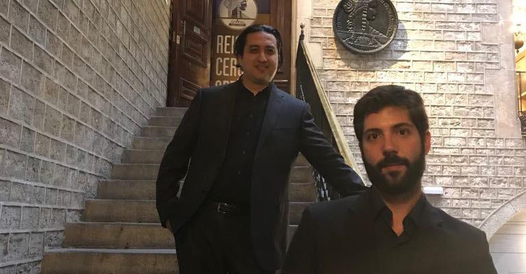 Sábado, 30 de enero, 12h | HOMENAJE ANDRÉS SEGOVIA | Pianoforte duo – Juan R. Arceo (guitarra) & Carlos Picón (piano)