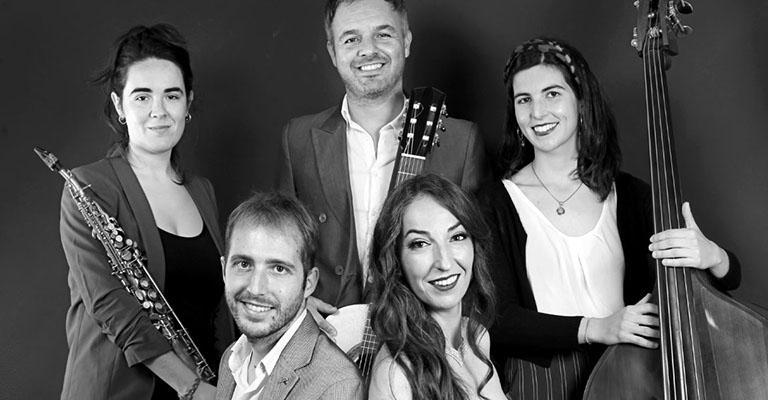 Dissabte, 26 de juny, 12h | GEOGRAFIES | Milica Jovicic (soprano), Yehosuá Escobedo (percussions) i Giancarlo Scevola (guitarra)